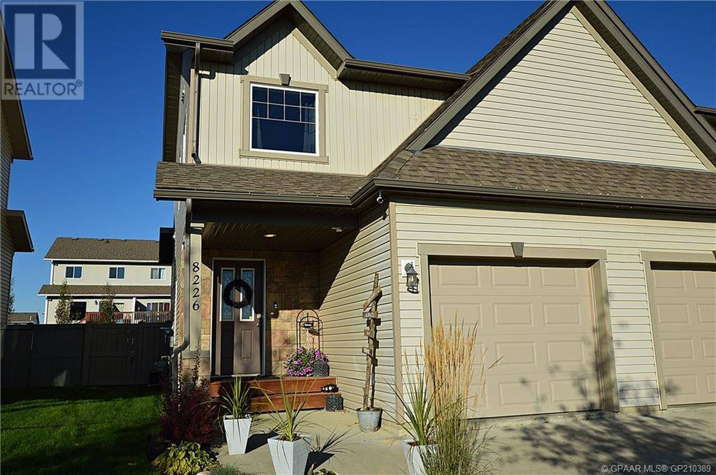 House for sale at 8226 113 St Grande Prairie Alberta - MLS: GP210389