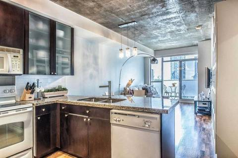 Condo for sale at 1005 King St Unit 823 Toronto Ontario - MLS: C4554106