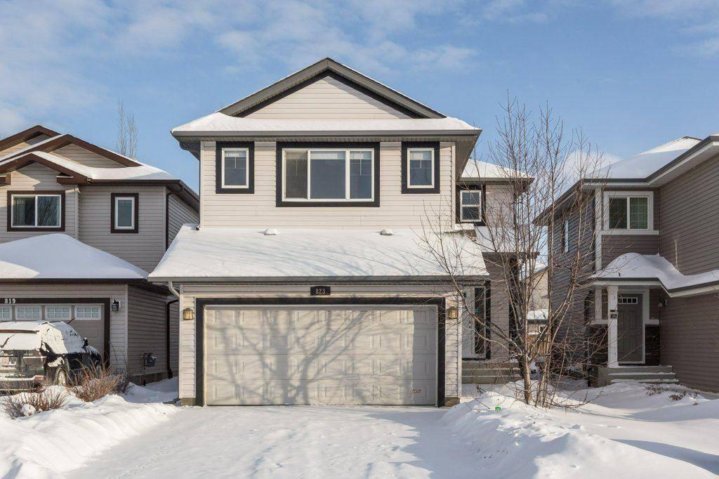 House for sale at 823 173 St Sw Edmonton Alberta - MLS: E4184132
