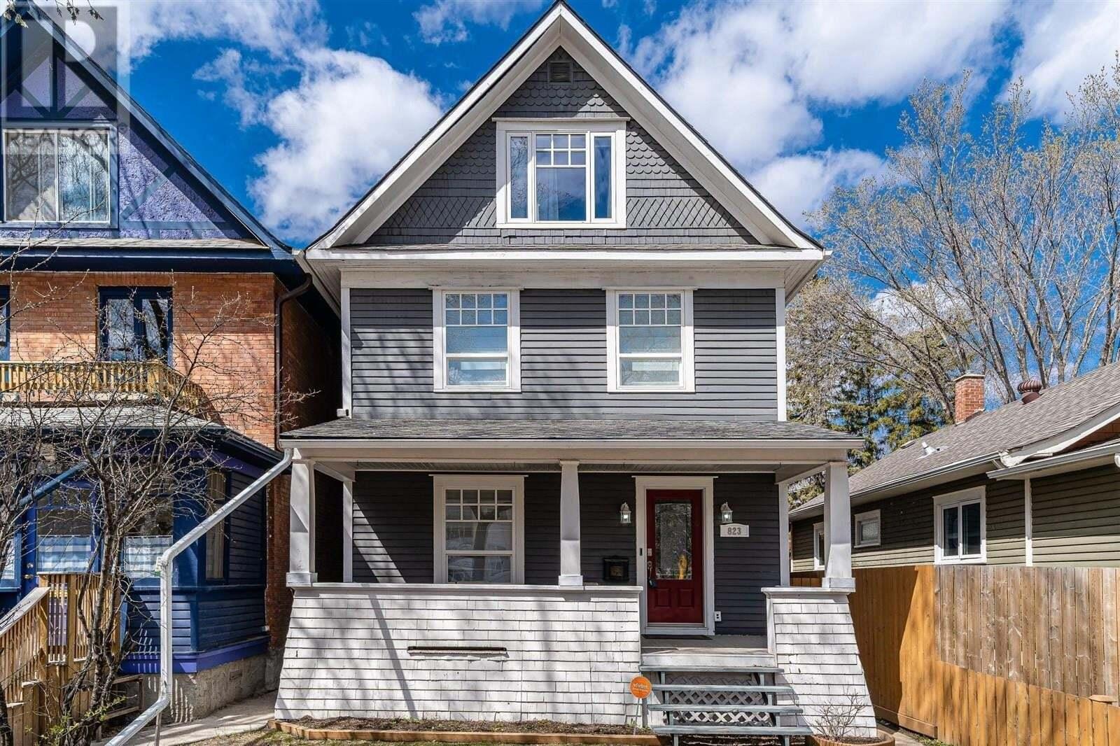 House for sale at 823 7th Ave N Saskatoon Saskatchewan - MLS: SK827845