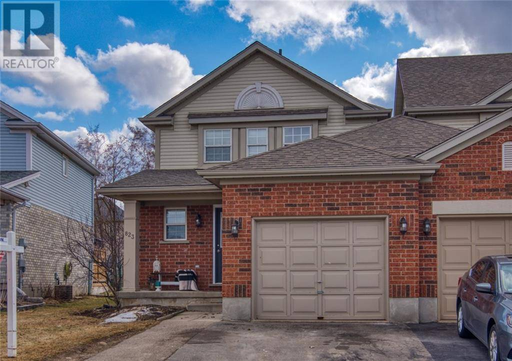 House for sale at 823 Fairway Cres Kitchener Ontario - MLS: 30800918