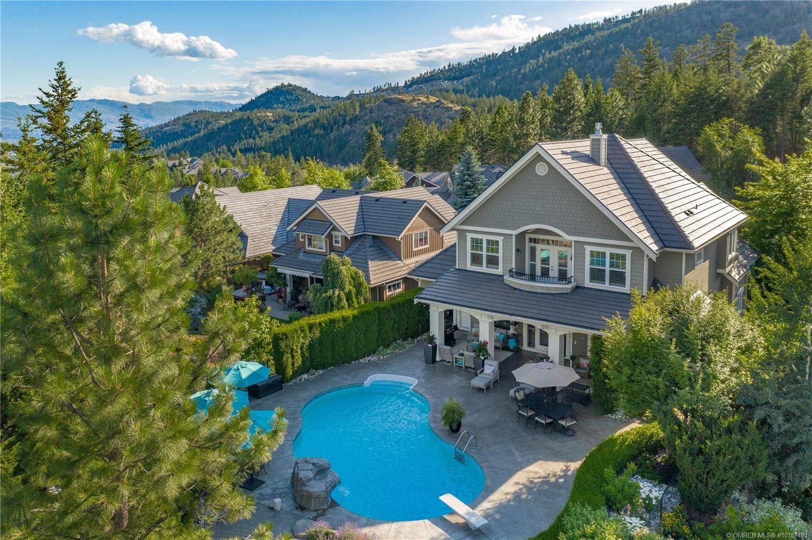 House for sale at 823 Long Ridge Dr Kelowna British Columbia - MLS: 10187401