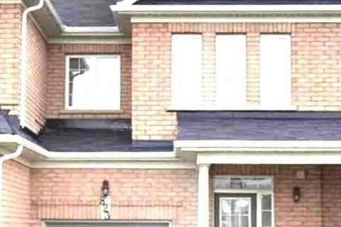 Townhouse for sale at 823 Megson Terr Milton Ontario - MLS: W4444619