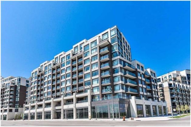 For Sale: 824 - 8110 Birchmount Road, Markham, ON | 1 Bed, 1 Bath Condo for $439,900. See 13 photos!