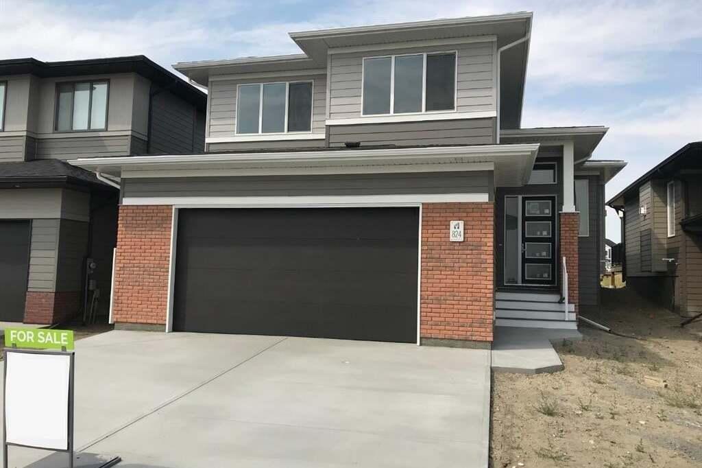 House for sale at 824 Atlantic Cove West Lethbridge Alberta - MLS: LD0193621
