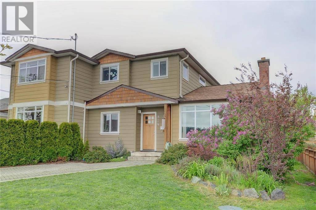 Townhouse for sale at 824 Beckwith Ave Victoria British Columbia - MLS: 423209