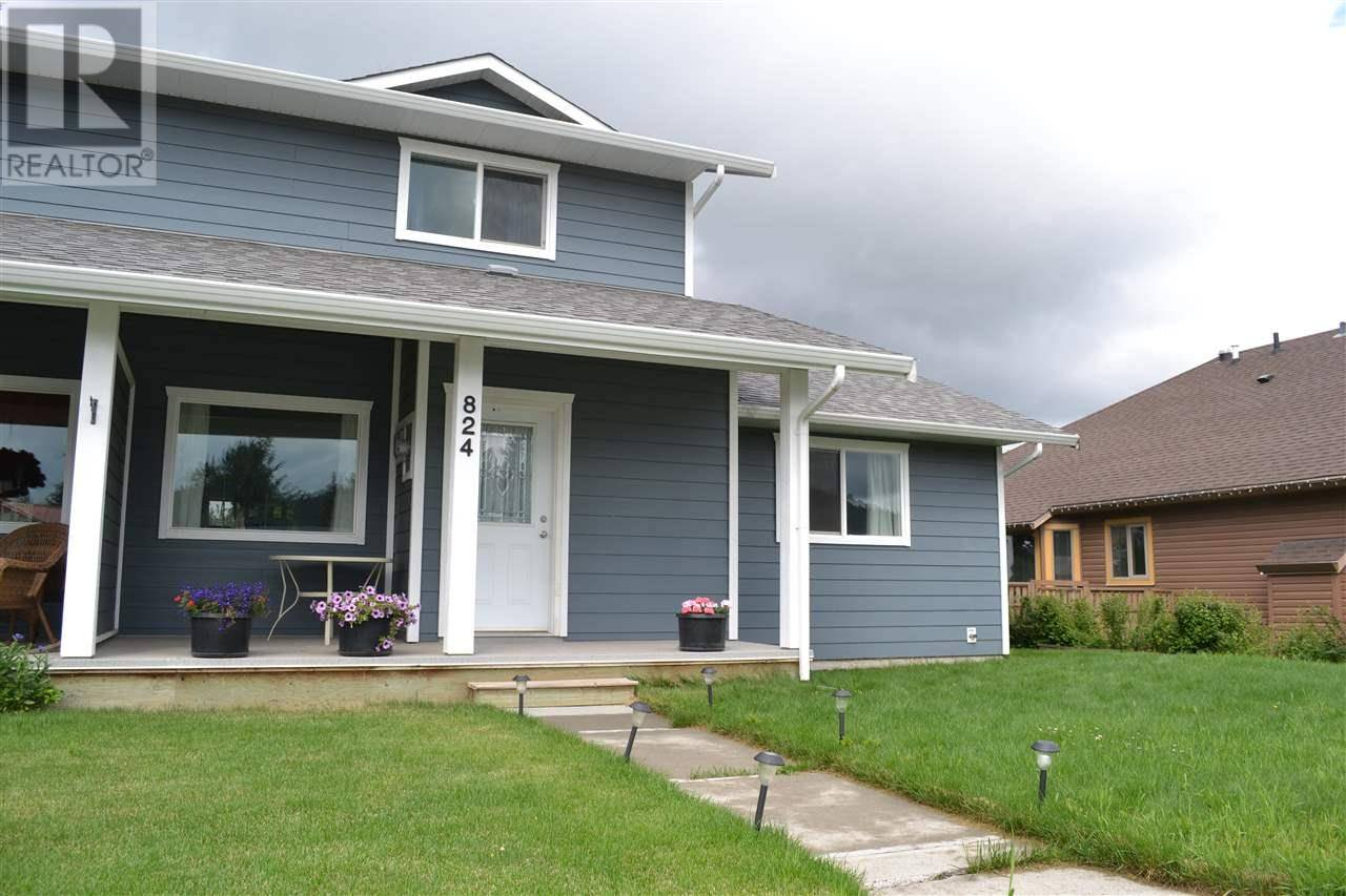 Townhouse for sale at 824 Cariboo Tr 100 Mile House British Columbia - MLS: R2386402