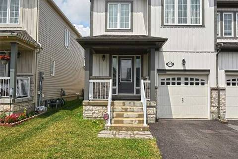 Townhouse for sale at 824 Cook Cres Shelburne Ontario - MLS: X4463002