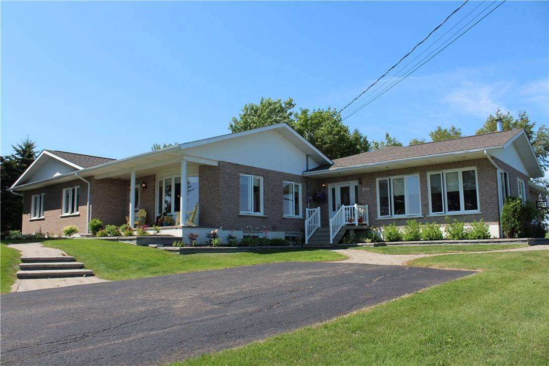House for sale at 824 Harley Hill St Grand-sault New Brunswick - MLS: NB030737