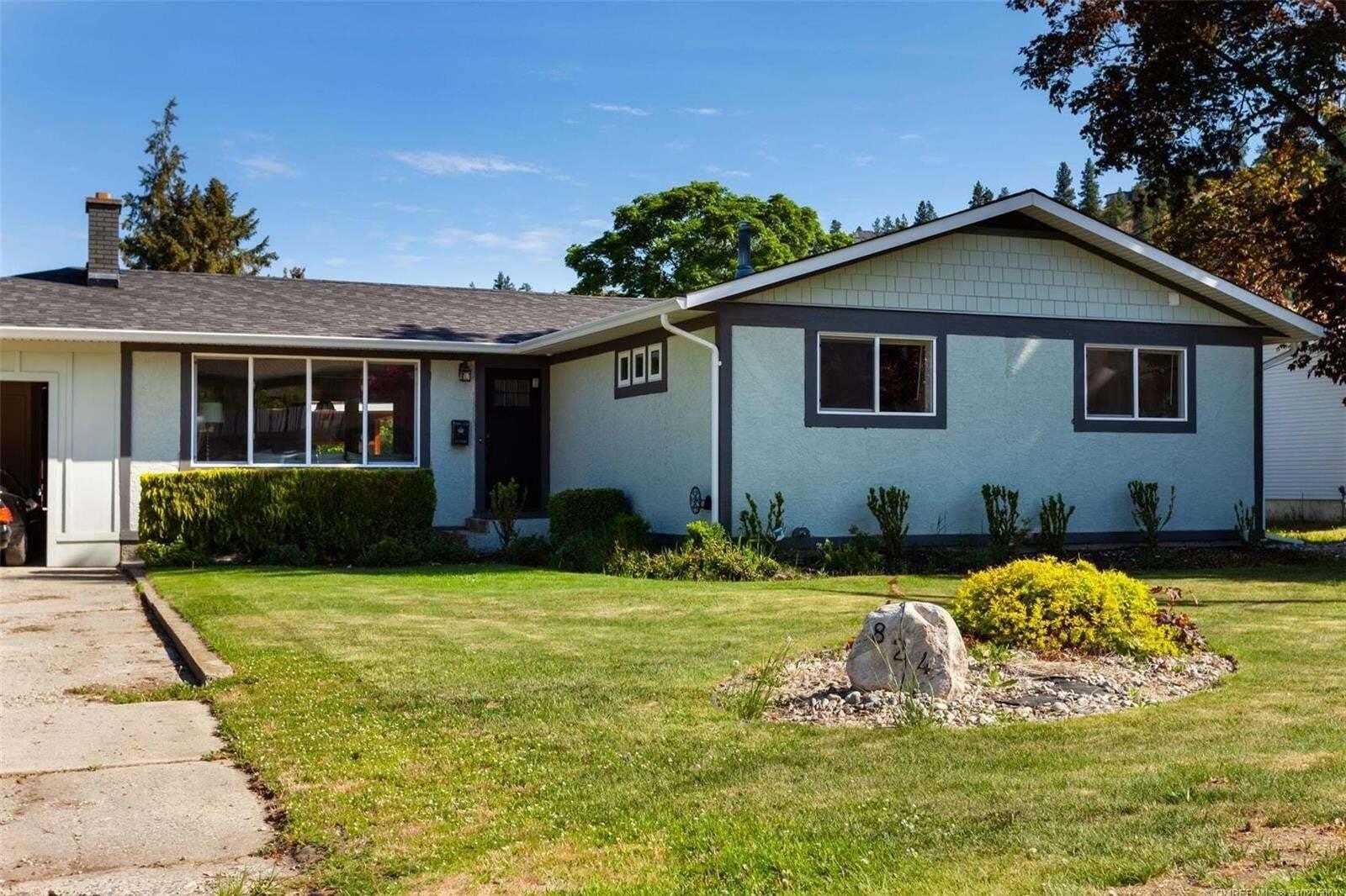 House for sale at 824 Hubbard Rd Kelowna British Columbia - MLS: 10205001