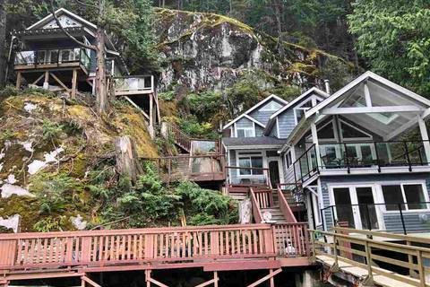 Residential property for sale at 824 Indian Arm  North Vancouver British Columbia - MLS: R2399385