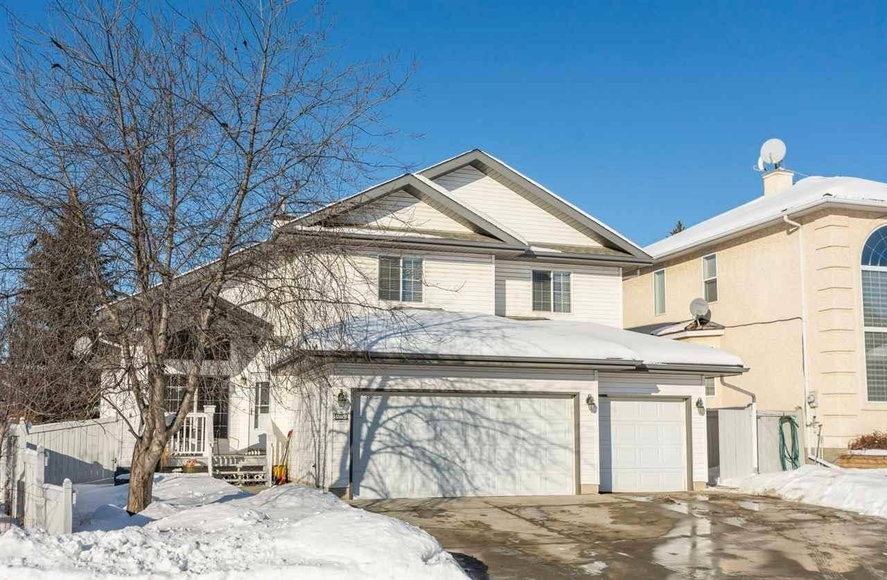 House for sale at 824 Reid Pl Nw Edmonton Alberta - MLS: E4187164