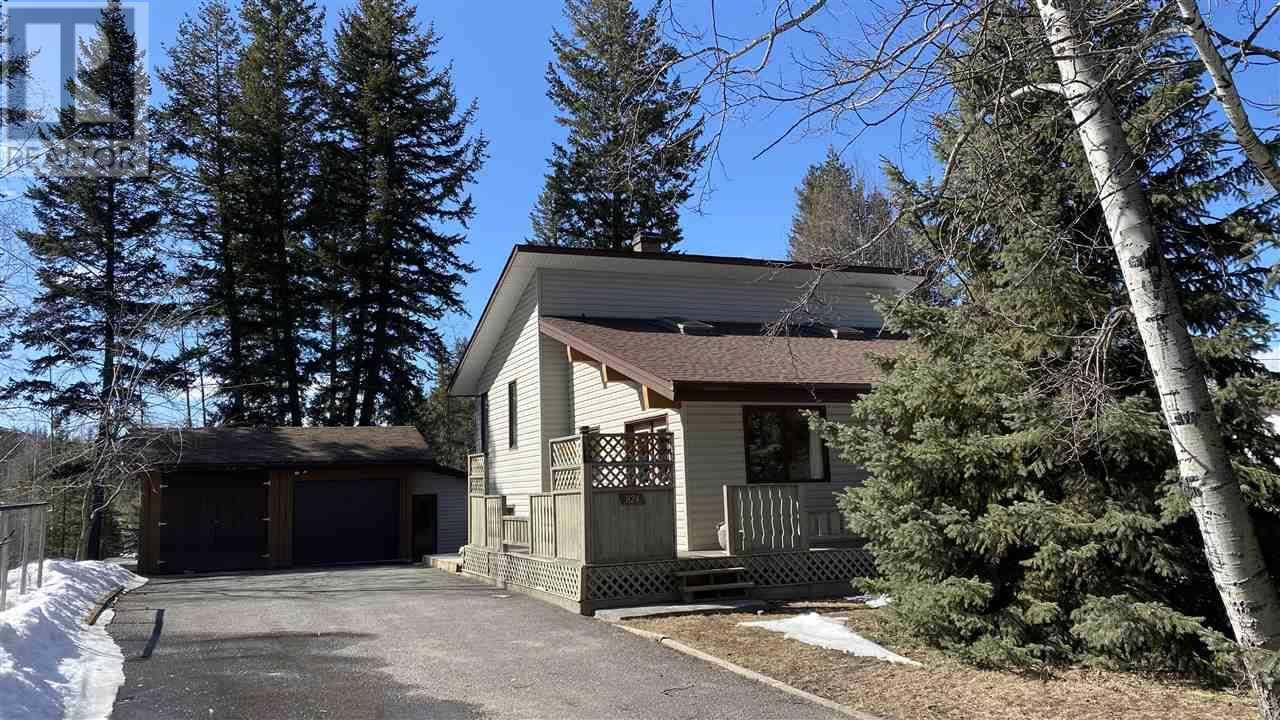 House for sale at 824 Spruce Ave 100 Mile House British Columbia - MLS: R2450277