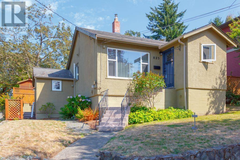House for sale at 825 Intervale Ave Victoria British Columbia - MLS: 414643