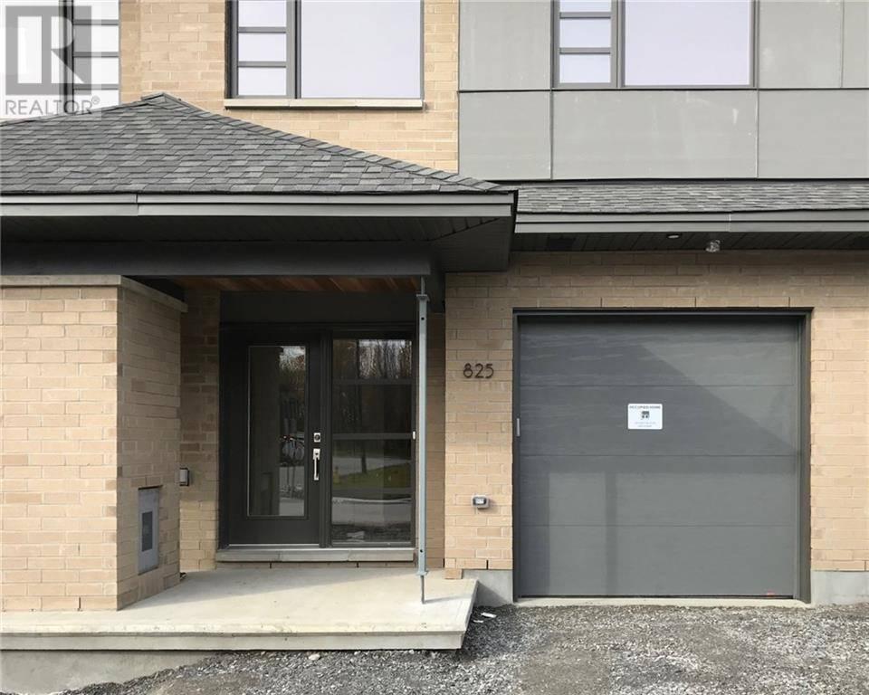 Townhouse for rent at 825 Quartet Ave Ottawa Ontario - MLS: 1173564