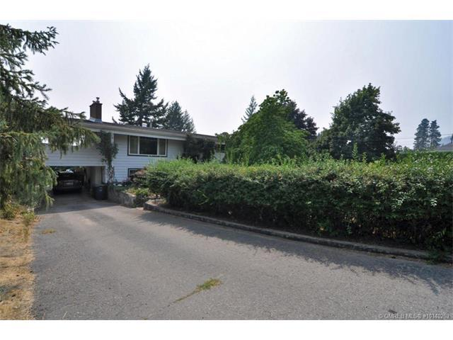 For Sale: 825 Rumney Road, West Kelowna, BC | 4 Bed, 3 Bath House for $629,900. See 30 photos!