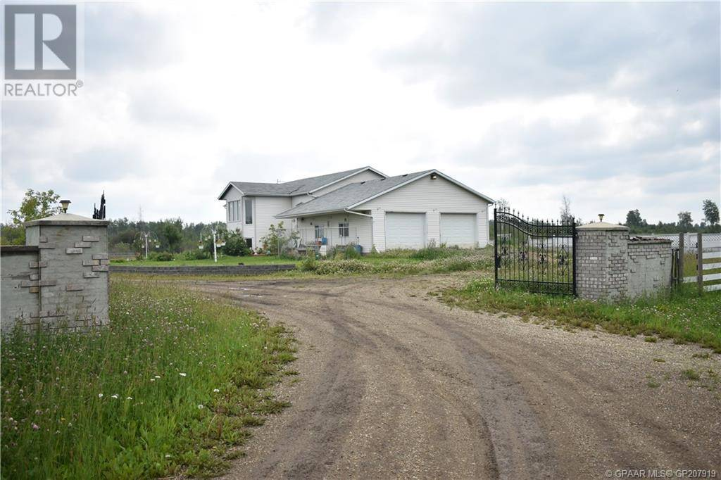 House for sale at 82531 Range Road 102  Saddle Hills County Alberta - MLS: GP207919
