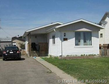 House for sale at 826 1 Ave N Vauxhall Alberta - MLS: LD0168420