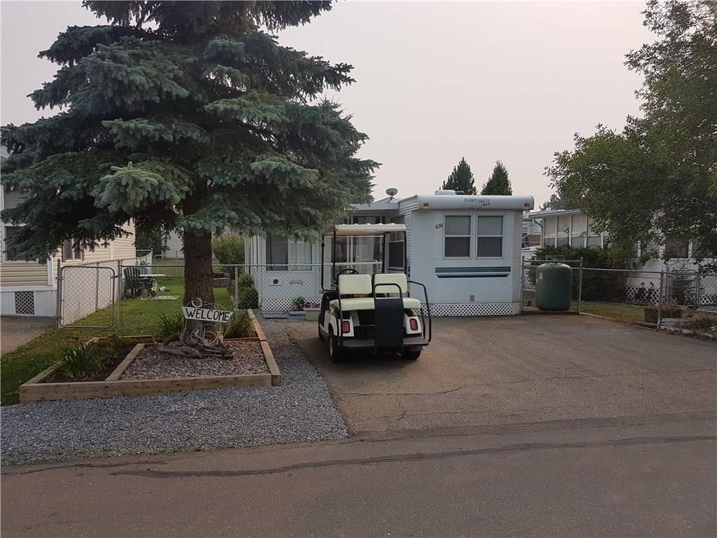 Residential property for sale at 826 Carefree Resort  Gleniffer Lake, Rural Red Deer County Alberta - MLS: C4201955