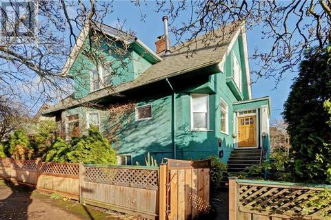 House for sale at 826 Queens Ave Victoria British Columbia - MLS: 408568