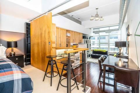Apartment for rent at 155 Dalhousie St Unit 827 Toronto Ontario - MLS: C4729682