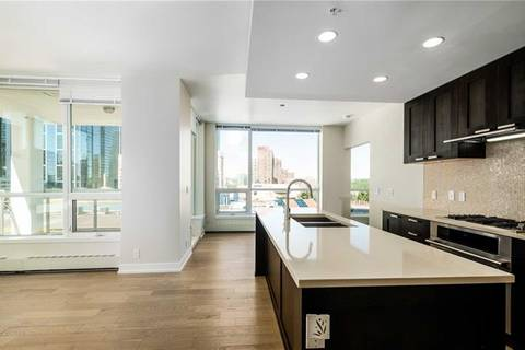 Condo for sale at 222 Riverfront Ave Southwest Unit 827 Calgary Alberta - MLS: C4276111