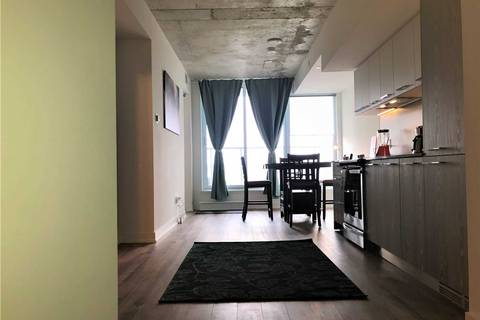 Apartment for rent at 30 Baseball Pl Unit 827 Toronto Ontario - MLS: E4735843