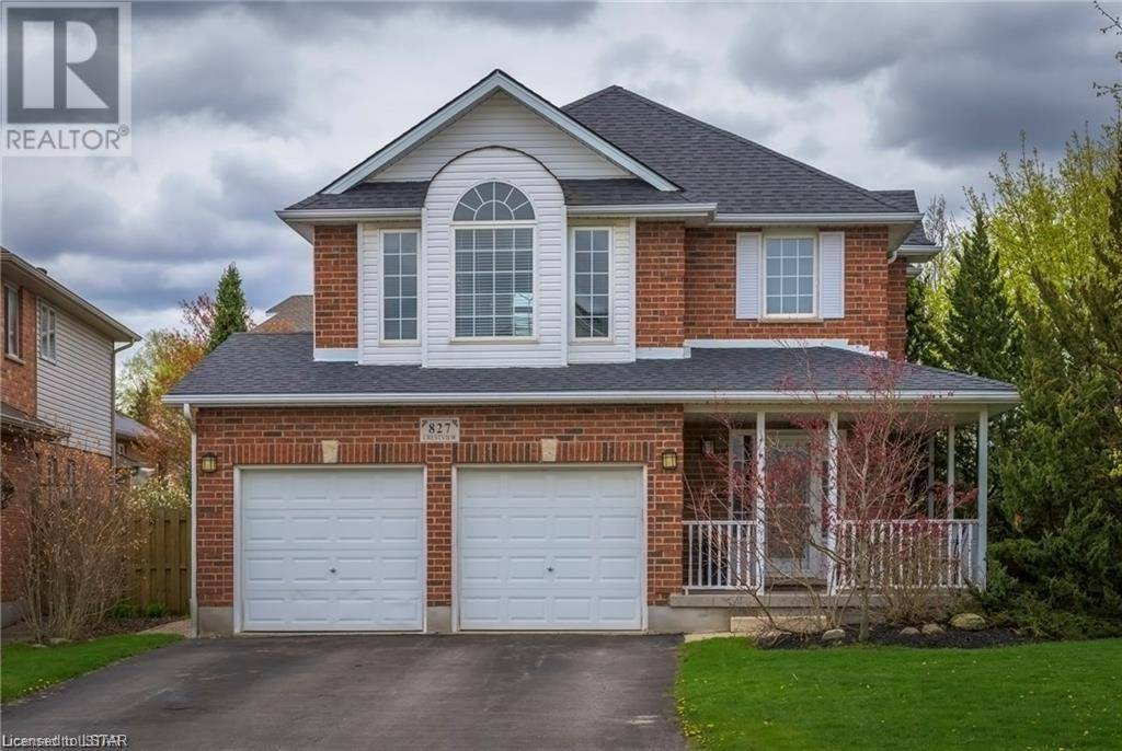 House for sale at 827 Crestview Cres London Ontario - MLS: 215224