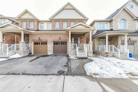 Townhouse for sale at 827 Miltonbrook Cres Milton Ontario - MLS: W4701511