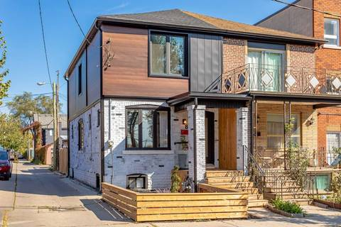 Townhouse for sale at 827 St Clarens Ave Toronto Ontario - MLS: W4622485