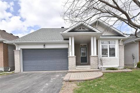 House for sale at 827 Swallowtail Cres Orleans Ontario - MLS: 1149327