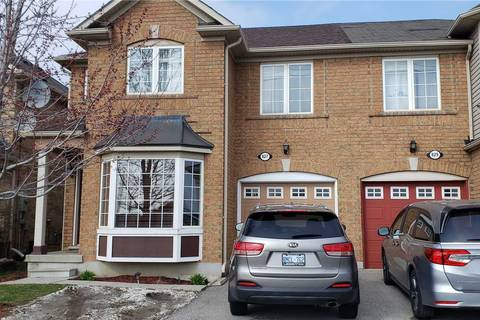 Townhouse for rent at 827 Thompson Rd Milton Ontario - MLS: W4438528