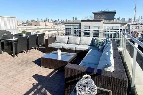 Apartment for rent at 1029 King St Unit 828 Toronto Ontario - MLS: C4726970