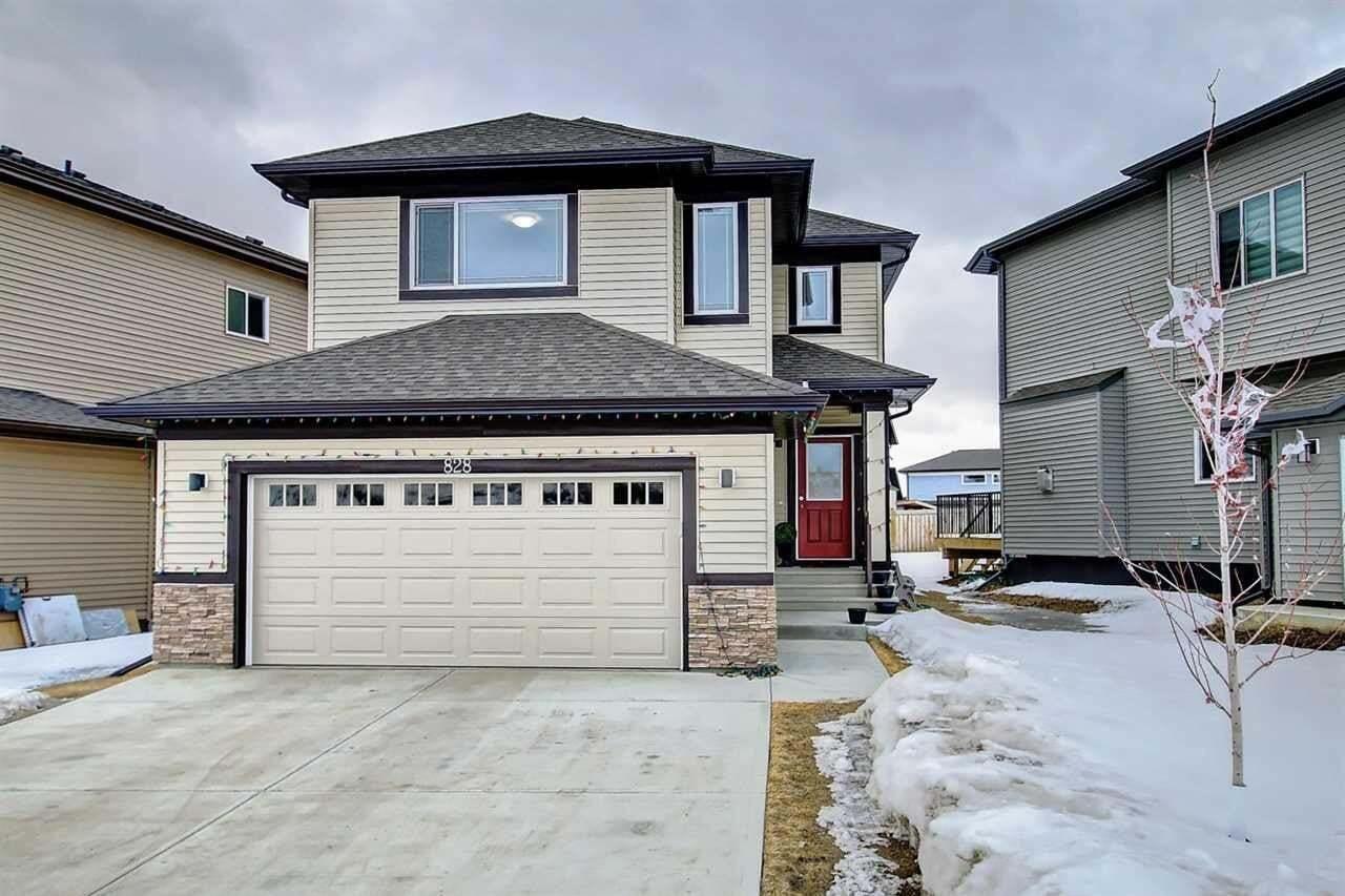 House for sale at 828 34 Av NW Edmonton Alberta - MLS: E4190828