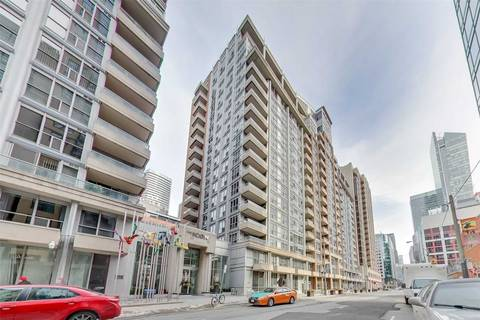 Condo for sale at 250 Wellington St Unit 829 Toronto Ontario - MLS: C4692500