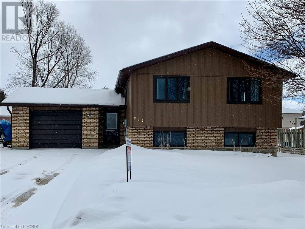 House for sale at 829 Highland St Saugeen Shores Ontario - MLS: 242767