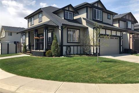 House for sale at 829 Luxstone Sq Southwest Airdrie Alberta - MLS: C4291938