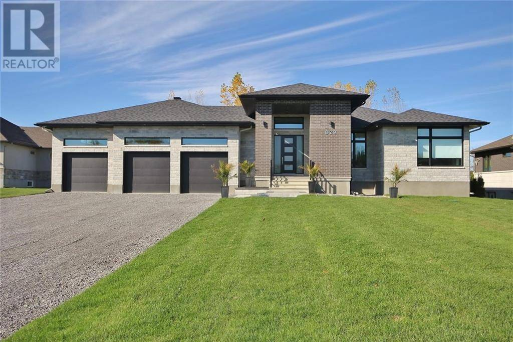 House for sale at 829 Mcmanus Ave Manotick Ontario - MLS: 1165185