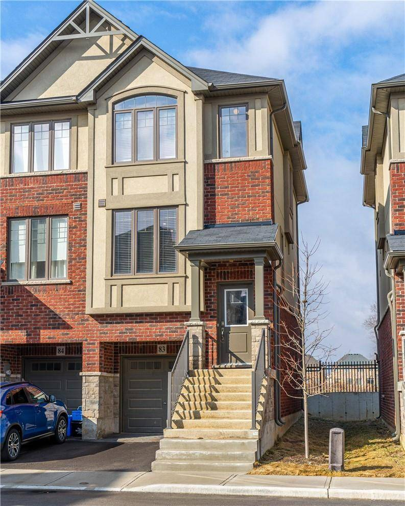 Townhouse for sale at 1169 Garner Rd E Unit 83 Ancaster Ontario - MLS: H4075225