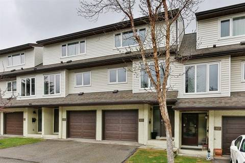 Townhouse for sale at 1190 Ranchview Rd Northwest Unit 83 Calgary Alberta - MLS: C4276091