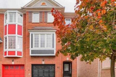 Townhouse for sale at 271 Richvale Dr Unit 83 Brampton Ontario - MLS: W4964985