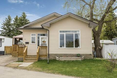 Residential property for sale at 305 Calahoo Rd Unit 83 Spruce Grove Alberta - MLS: E4142223