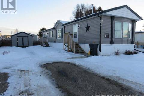 Home for sale at 404 6 Ave Nw Unit 83 Slave Lake Alberta - MLS: 48421