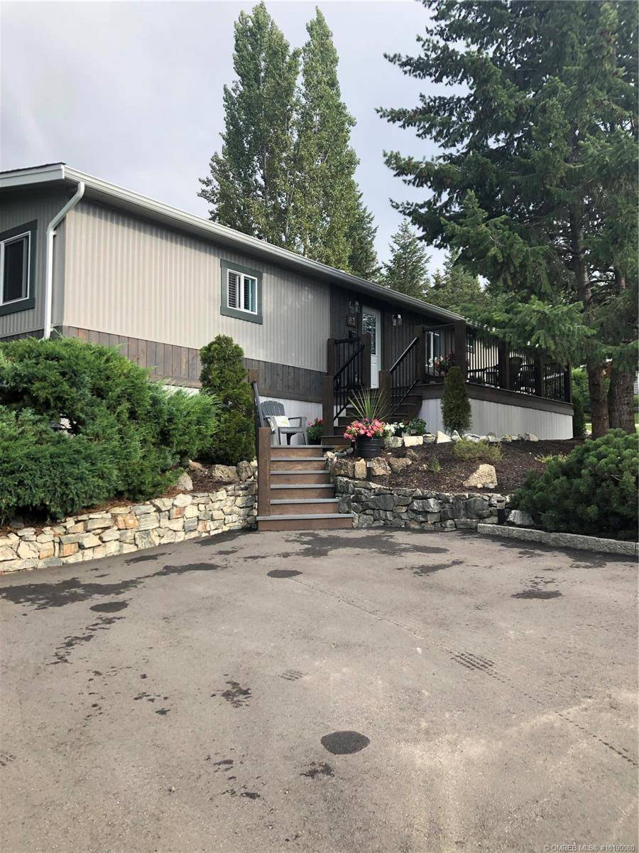 Residential property for sale at 4075 Mcclain Rd Unit 83 Kelowna British Columbia - MLS: 10190080