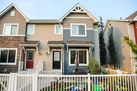 Townhouse for sale at 655 Tamarack Rd Nw Unit 83 Edmonton Alberta - MLS: E4146087