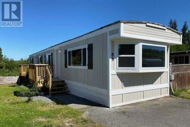 Home for sale at 7100 Highview Rd Unit 83 Port Hardy British Columbia - MLS: 469355