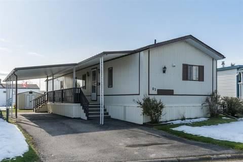 House for sale at 99 Arbour Lake Rd Northwest Unit 83 Calgary Alberta - MLS: C4271775