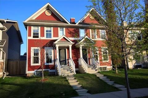 Townhouse for sale at 83 Auburn Bay Blvd Southeast Calgary Alberta - MLS: C4247718