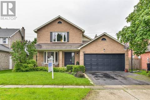 House for sale at 83 Bayne Cres Cambridge Ontario - MLS: 30739924