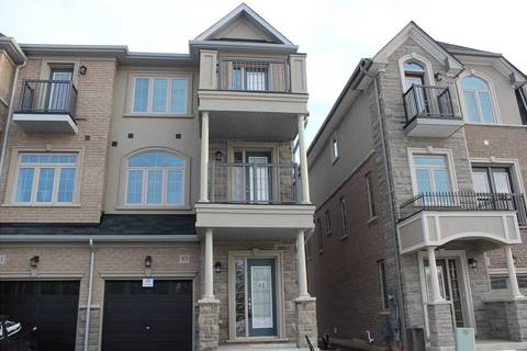Townhouse for rent at 83 Borers Creek Circ Hamilton Ontario - MLS: X4660429